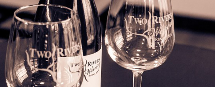 11. Two Rivers Vineyard and Winery in Ramsey is worth the visit for Mark Hedin's award winning Minnesota wines.