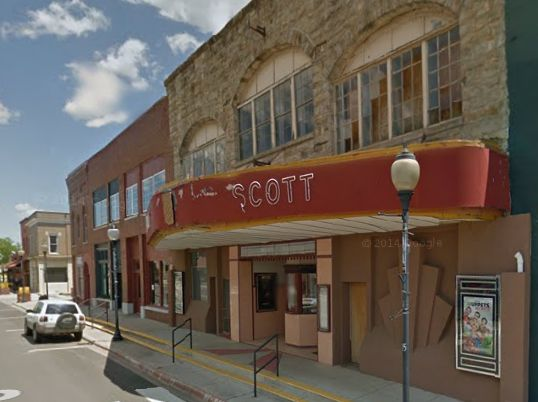11. The Scott Theater