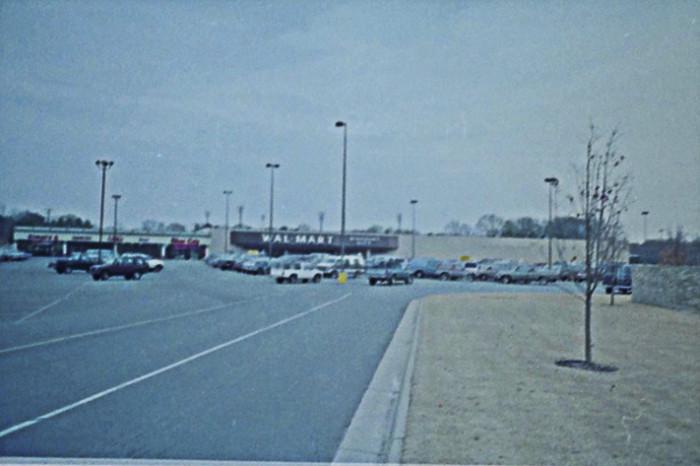 10. Smaller Walmarts (and the name Wal-Mart)