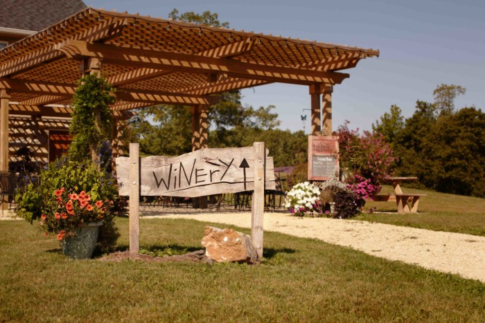 8. Whitewater Wines in Plainview. Bring a picnic and enjoy the wine, walking trails, and inviting atmosphere.