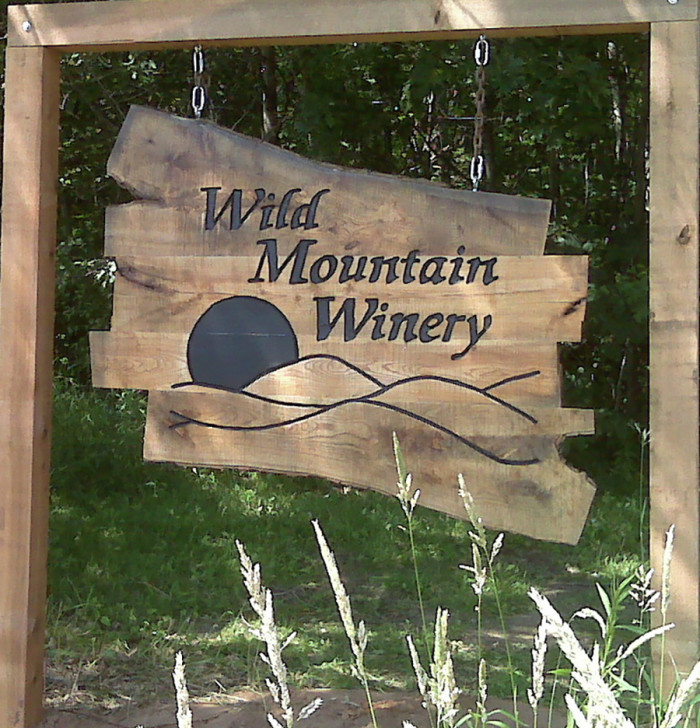 6. Wild Mountain Winery in Taylors Falls. Newer on the scene but nonetheless impressive.