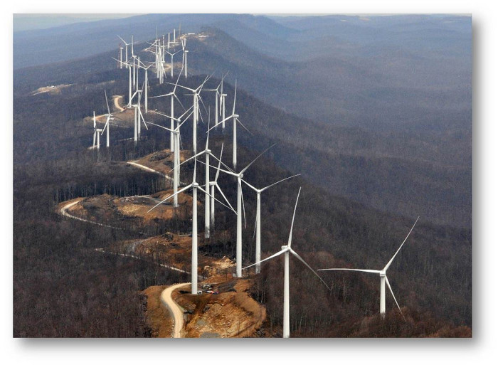 7. The Laurel Mountain Wind Project
