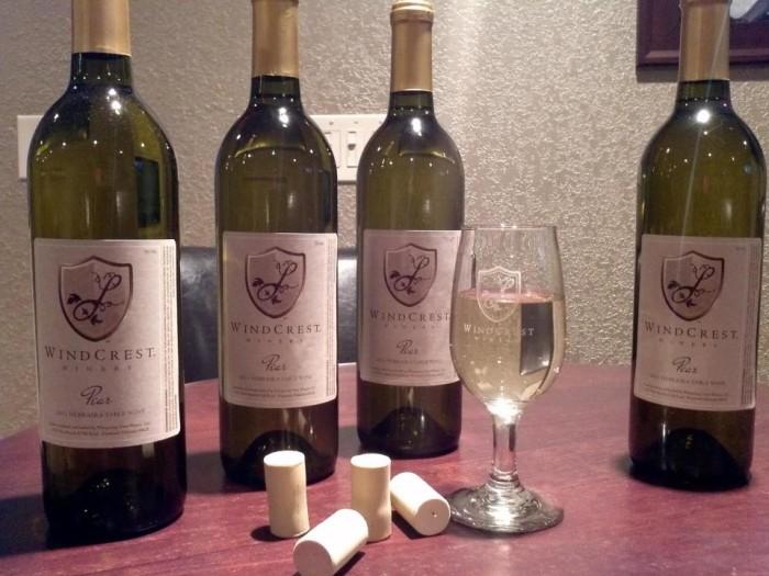 Windcrest Winery, Raymond