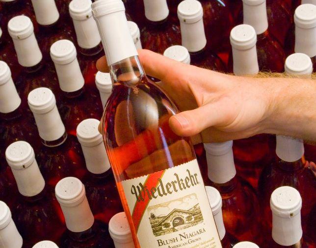 8. Wine