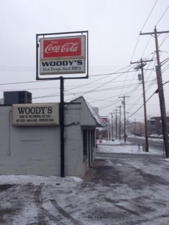 1. Woody's in Fairmont