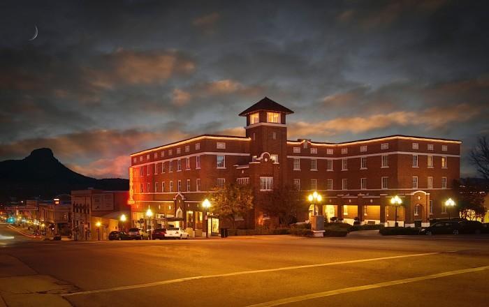 7. Hassayampa Inn, Prescott