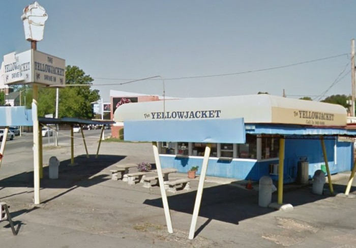 7. Yellowjacket Drive-In