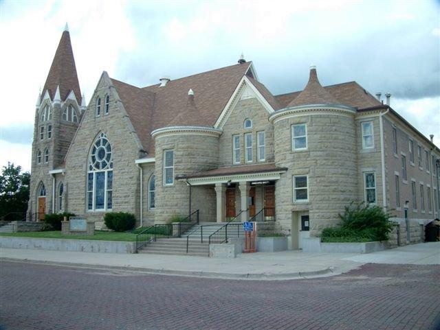 York First United Methodist Church, York