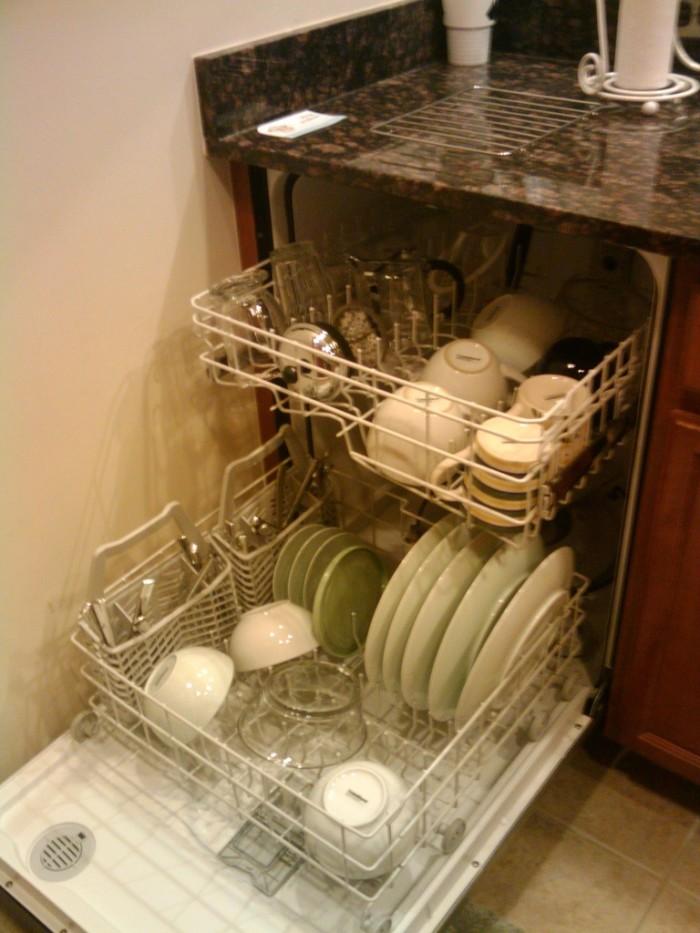 3. Dishwasher