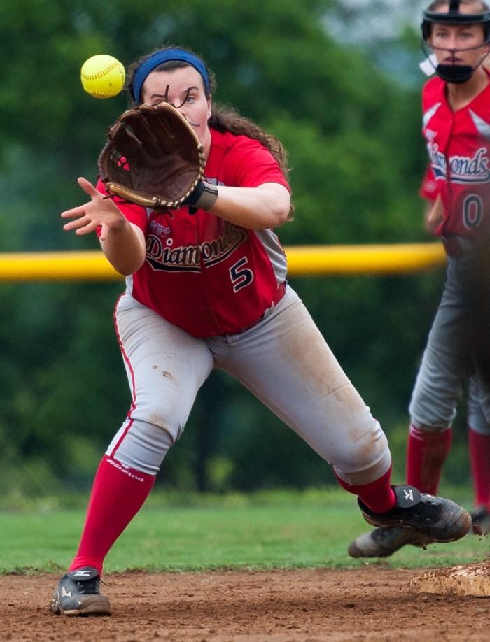 9. Softball