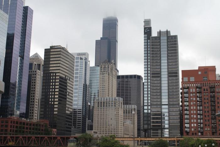12. Skyscrapers