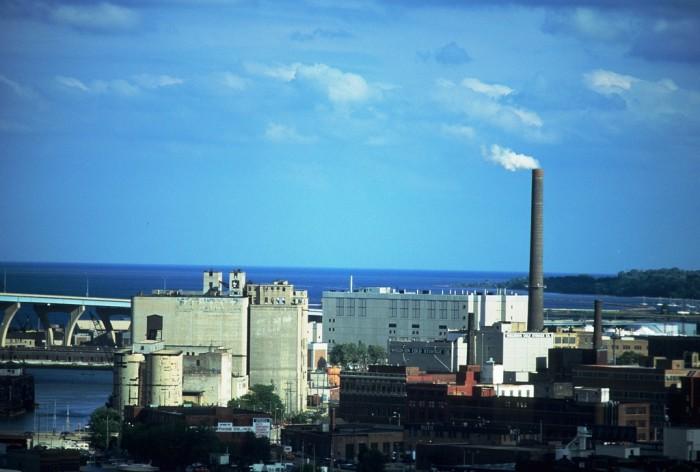 8. Factory Emissions