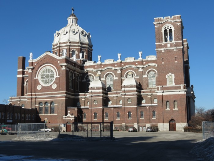 1. St. Mary of the Angels (Chicago)