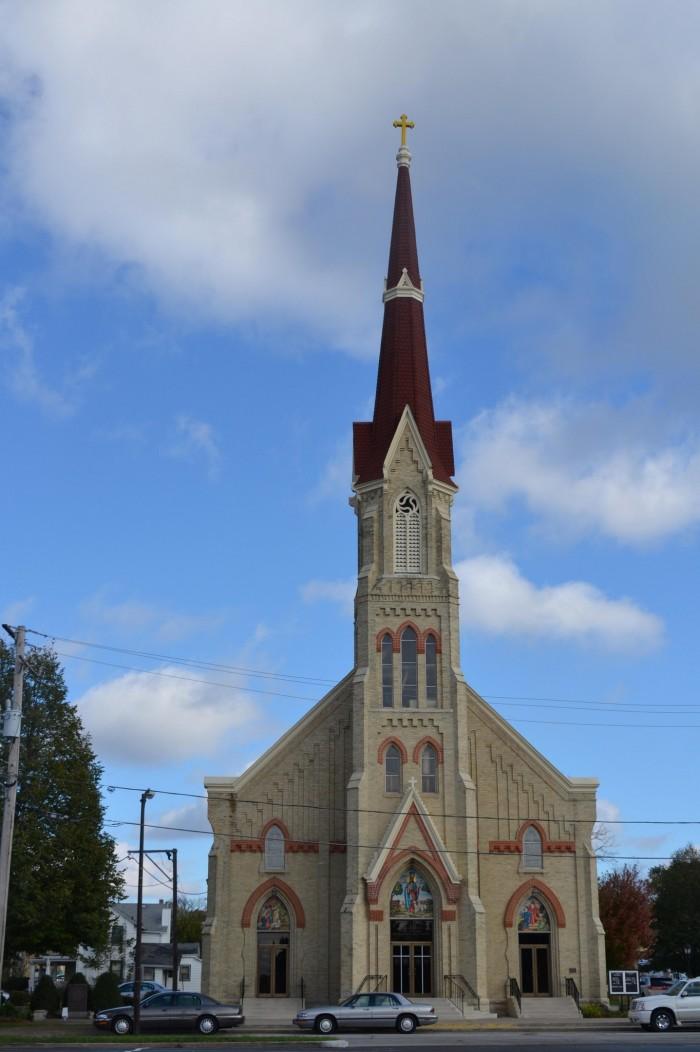 2. Saint Joseph Catholic Church (Harvard)