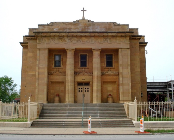 3. Cathedral of the Immaculate Conception (Springfield)