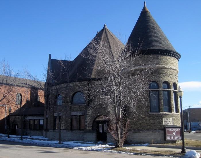 5. First Universalist Church (Elgin)