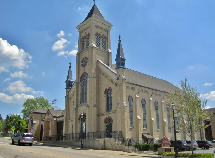 10. Immanuel Lutheran Church (East Dundee)