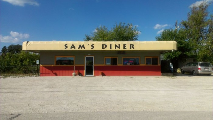 10. Sam's Diner (Waterford)