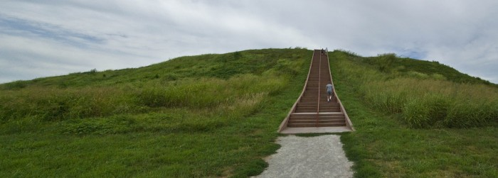 4. Cahokia Mounds (Collinsville)