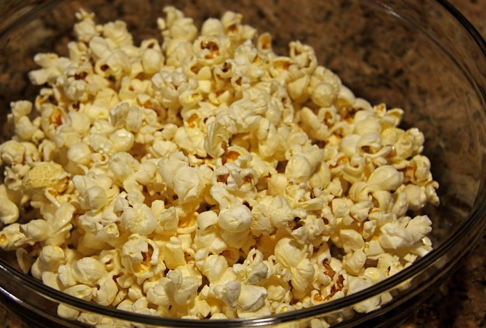 6. The state snack food (didn't know that was a thing!) is popcorn