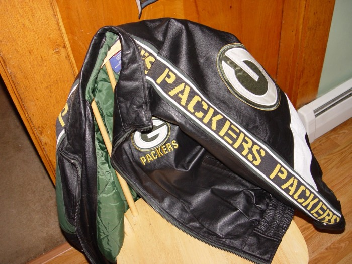 9. Packers clothing