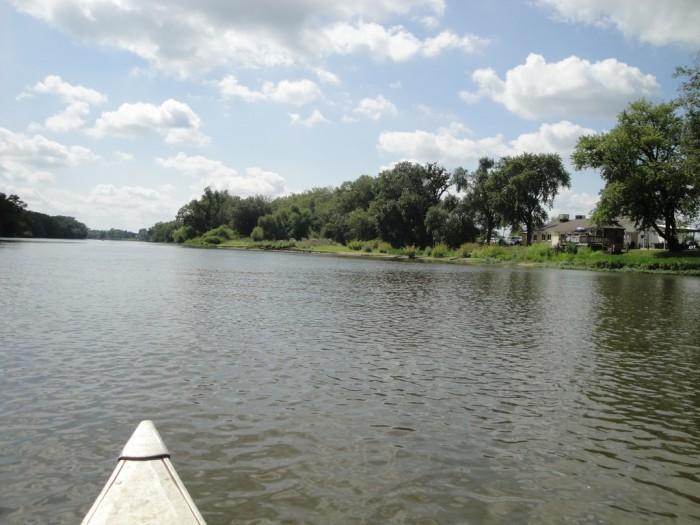 9. Kankakee River State Park (Bourbonnais)