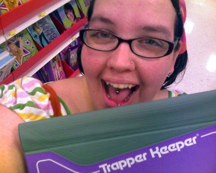 2. Trapper Keeper