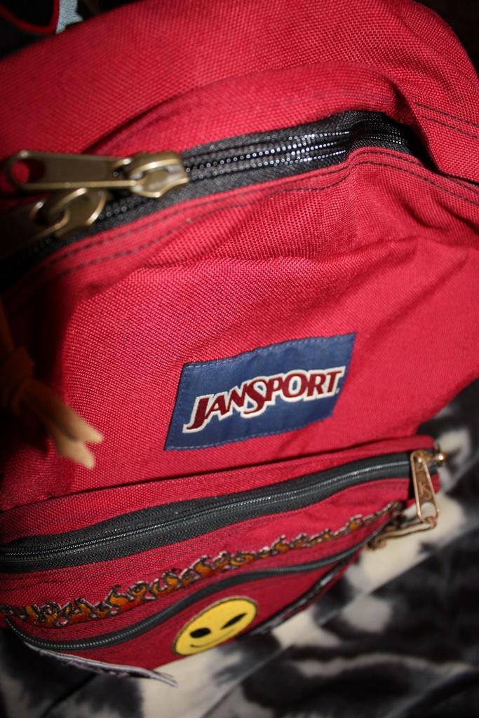 5. Jansport Backpacks