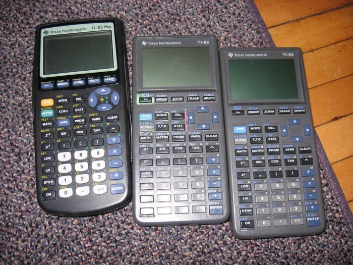 7. $100 calculators