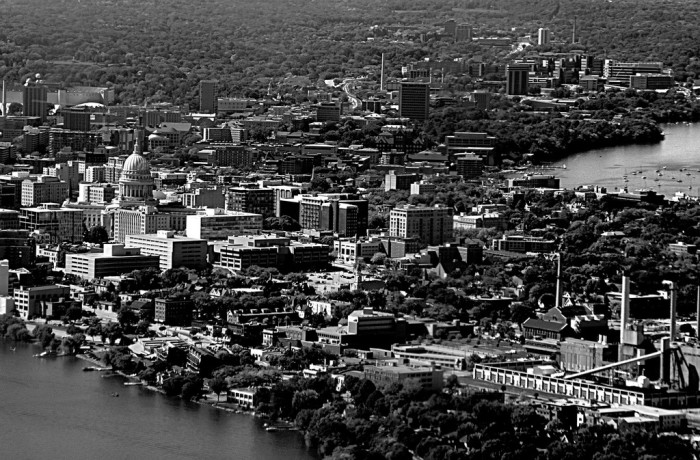6. Downtown Madison