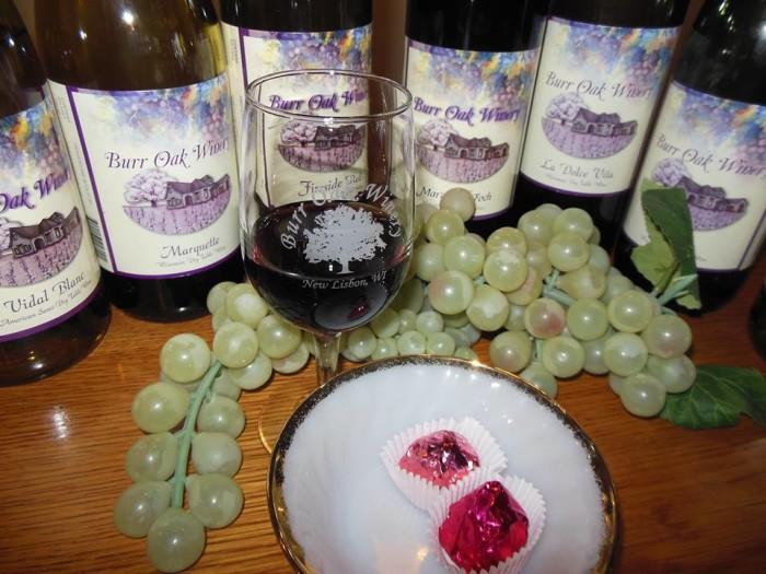 6. Burr Oak Winery (New Lisbon)