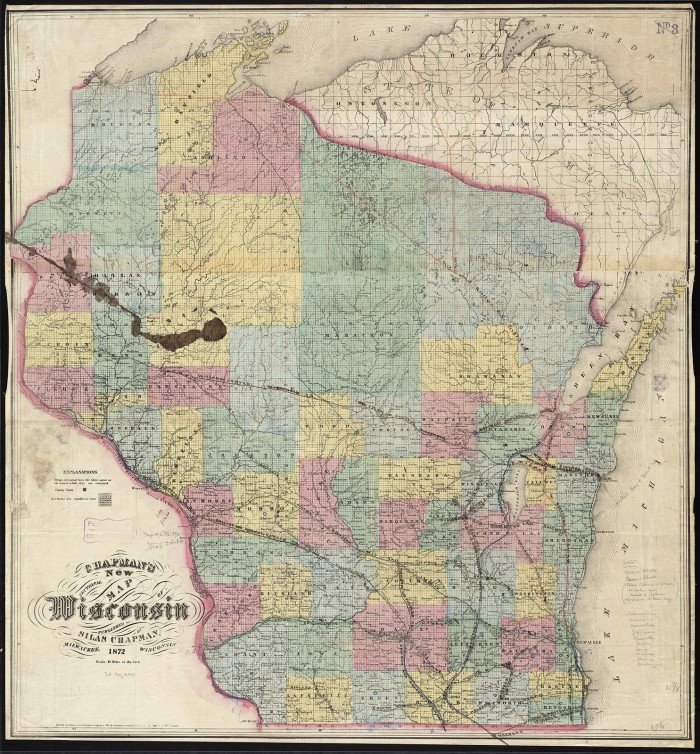 8. You think Wisconsin is infinitely superior to its border states