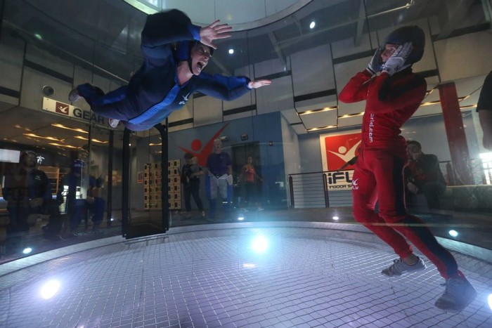 10. iFly (multiple locations)
