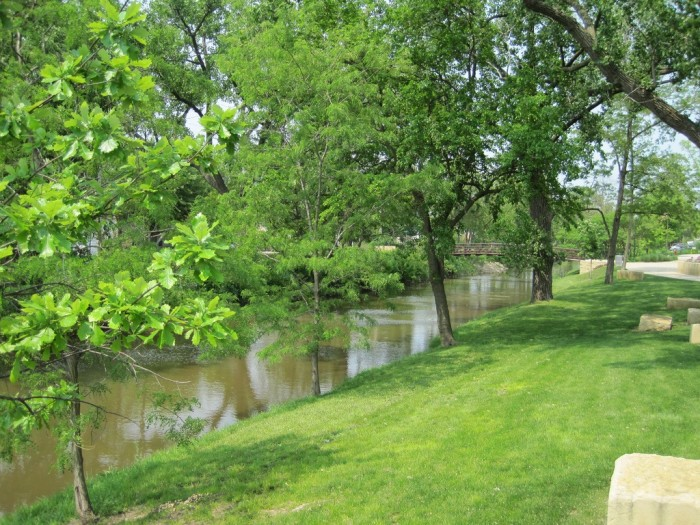 5. Walk the I&M Canal Towpath