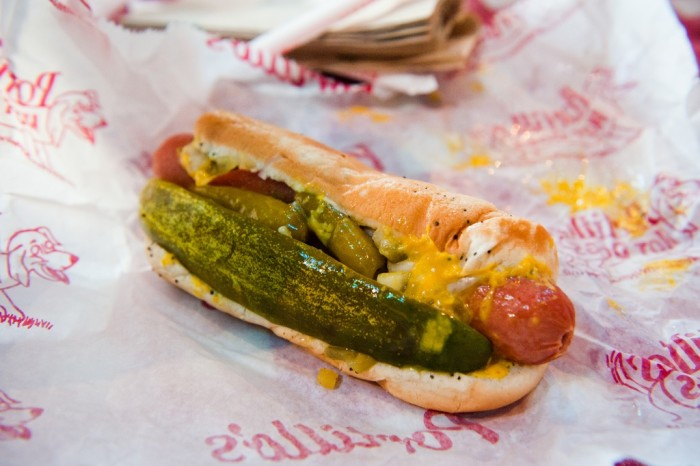 2. You could eat at Portillo's basically every day of your life