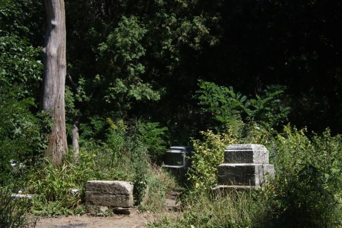 2. Bachelor's Grove Cemetery (Midlothian)