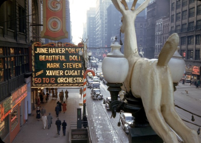 4. The Chicago Theater
