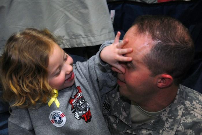 8. Many Wisconsin men and women serve valiantly