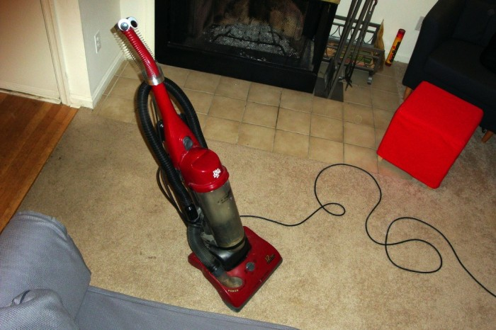 5. The first vacuum cleaner was actually developed in a Chicago basement (1869)