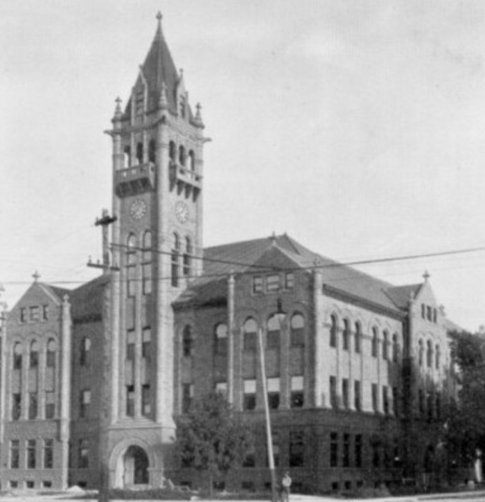 6. The Urbana Court House