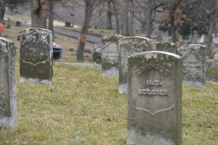 8. Greenwood Cemetery (Decatur)
