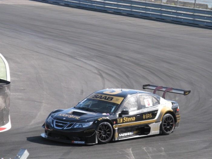 6. Drive a real race car