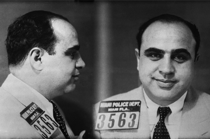5. They like to talk about how someone they knew was friends with Al Capone