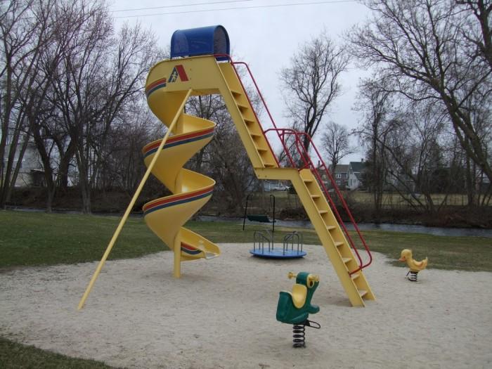 1. Riverside Park (Chilton)