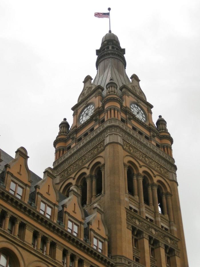 7. Milwaukee City Hall