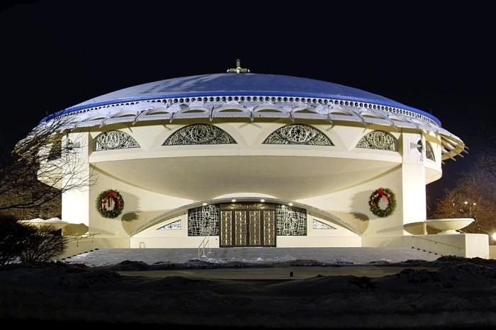 10. Greek Orthodox Church (Wauwatosa)