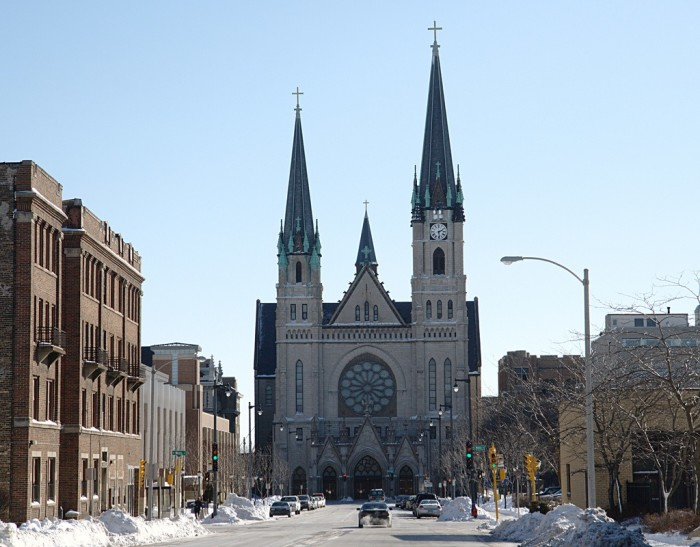 3. Gesu Church (Milwaukee)