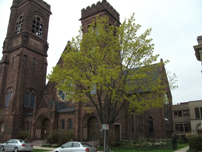 6. St. Paul Episcopal Church (Milwaukee)