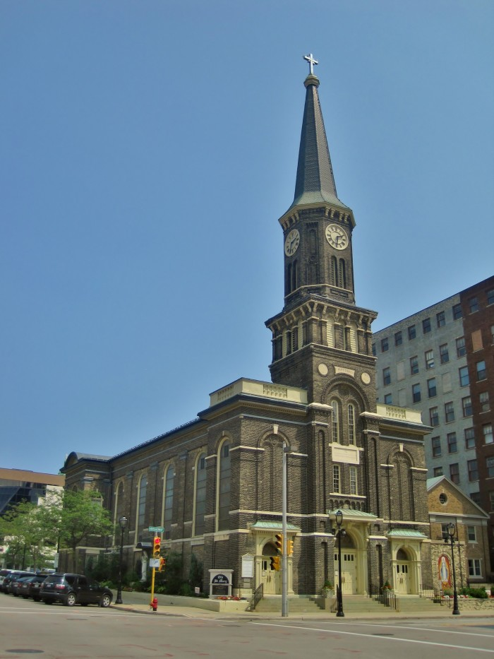 7. Old St. Mary's (Milwaukee)