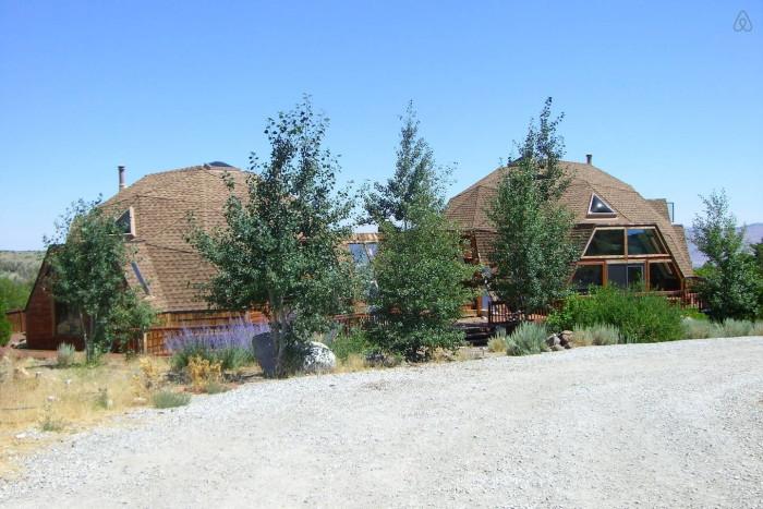 6. Dome House in Reno
